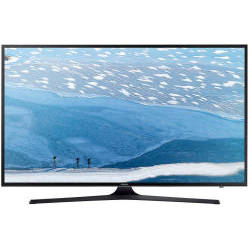 Televizor LED Samsung UE43KU6000WXXH,109 cm ,Ultra HD 4K, Smart TV, WiFi, CI+, negru
