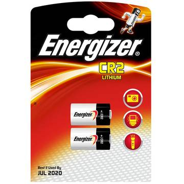 Baterie 7638900169331, ENERGIZER Photo Lithium, CR2, 3V, 2 bucati