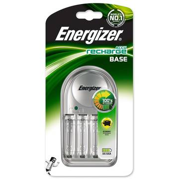 ENERGIZER Base charger 7638900314885, no rechargeable batteries included