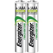 Baterie ENERGIZER Extreme 7638900416862, AAA, HR, 1,2V, 800mAh, 2 bucati