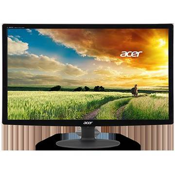Monitor LED Acer S240HL, Full HD, 16:9, 24 inch, 5 ms, negru