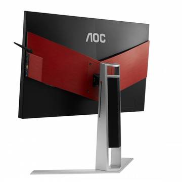 Monitor LED AOC AG271QX, Quad HD, 16:9, 27 inch, 1 ms, negru