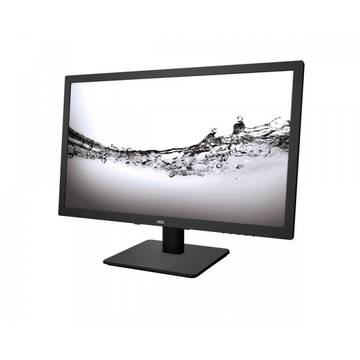 Monitor LED AOC E2275SWJ, Full HD, 16:9, 21.5 inch, 2 ms, negru