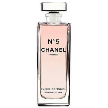 Chanel No. 5 Elixir Sensuel Eau de Toilette 50ml