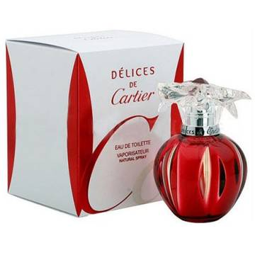 Cartier Delices Eau de Toilette 100ml
