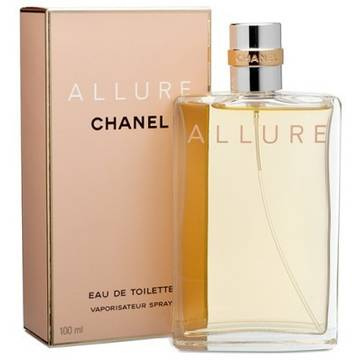 Chanel Allure Eau de Toilette 100ml