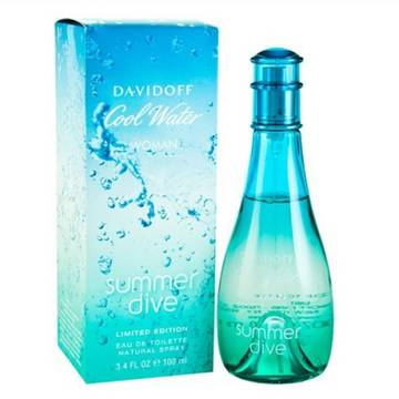 Davidoff Cool Water Summer Dive Eau de Toilette 100ml
