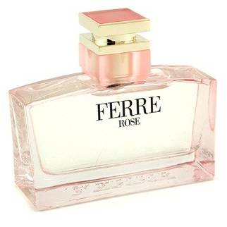 Gianfranco Ferre Ferre Rose Eau de Toilette 50ml