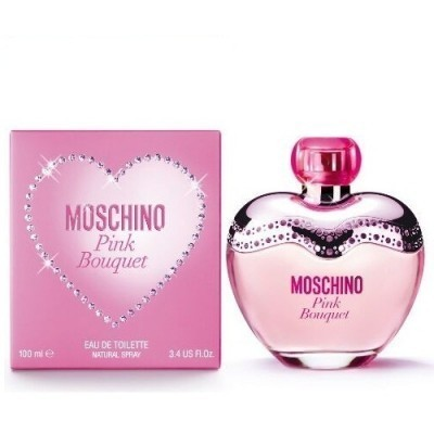 Pink Bouquet Eau de Toilette 100ml