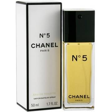 Chanel No. 5 Eau De Toilette 50ml
