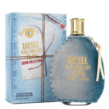 Diesel Fuel for Life Denim Collection Eau de Toilette 75ml