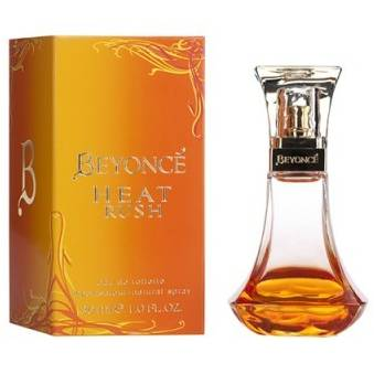 Beyonce Heat Rush Eau De Toilette 30ml