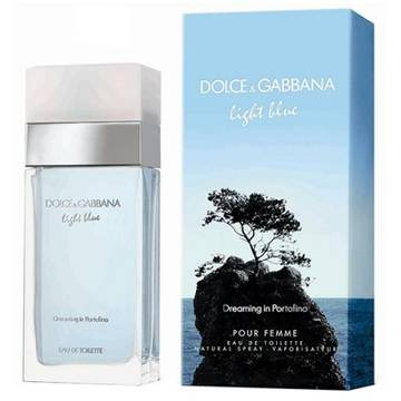 Dolce & Gabbana Light Blue Dreaming in Portofino Eau De Toilette 50ml