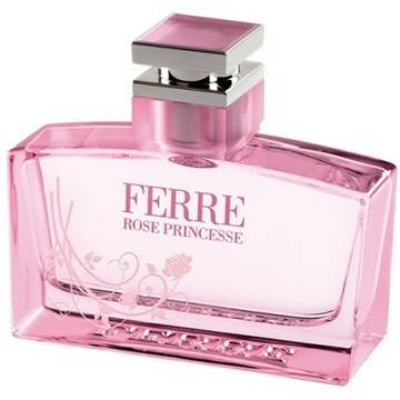Gianfranco Ferre Ferre Rose Princesse Eau De Toilette 50ml
