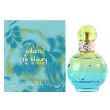 Britney Spears Island Fantasy Eau De Toilette 30ml