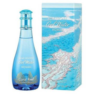 Davidoff Cool Water Coral Reef Edition Eau de Toilette 100ml