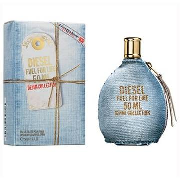 Diesel Fuel for Life Denim Collection Eau de Toilette 50ml