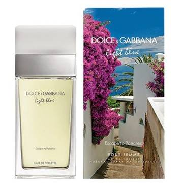 Dolce & Gabbana Light Blue Escape to Panarea Eau de Toilette 25ml