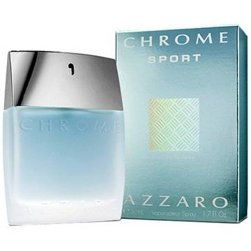 Azzaro Chrome Sport Eau de Toilette 50ml