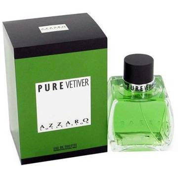 Azzaro Pure Vetiver Eau de Toilette 75ml