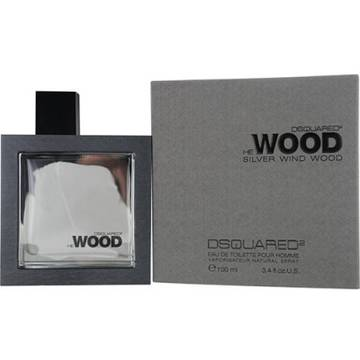 Dsquared2 He Wood Silver Wind Wood Eau de Toilette 100ml