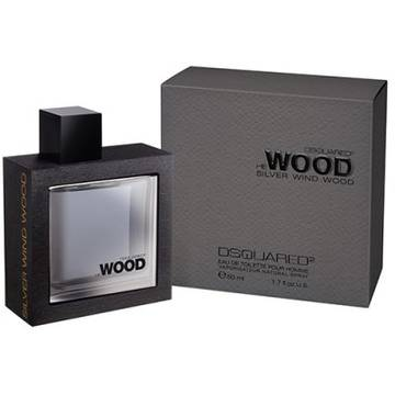 Dsquared2 He Wood Silver Wind Wood Eau de Toilette 50ml