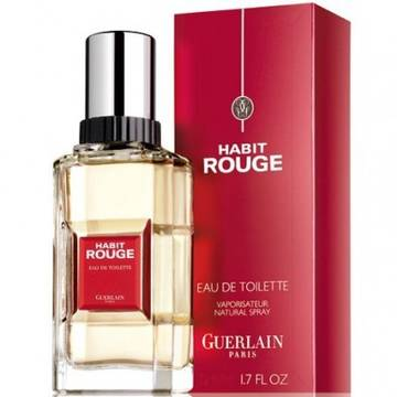 Guerlain Habit Rouge Eau de Toilette 100ml