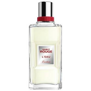Guerlain Habit Rouge L'Eau Eau de Toilette 100ml