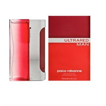 Paco Rabanne Ultrared Eau De Toilette 100ml