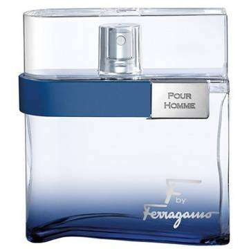 Salvatore Ferragamo F by Ferragamo Free Time Eau de Toilette 50ml