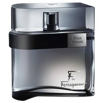 Salvatore Ferragamo F By Ferragamo Black Eau de Toilette 100ml