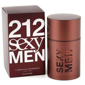 Carolina Herrera 212 Sexy Men Eau de Toilette 30ml