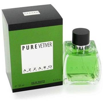 Azzaro Pure Vetiver Eau de Toilette 125ml