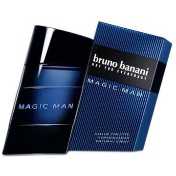 Bruno Banani Magic Man Eau De Toilette 75ml