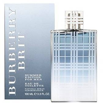 Burberry Brit Summer Eau de Toilette 100ml