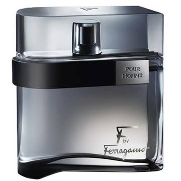 Salvatore Ferragamo F By Ferragamo Black Eau de Toilette 50ml