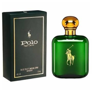 Ralph Lauren Polo Green Eau De Toilette 118ml