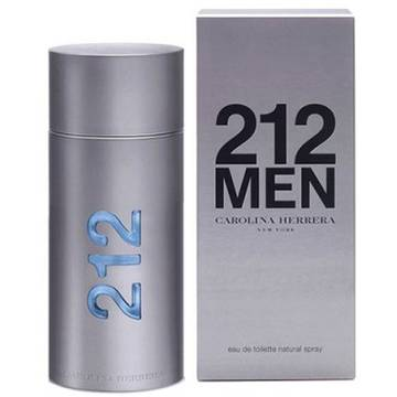 Carolina Herrera 212 Men Eau de Toilette 200ml