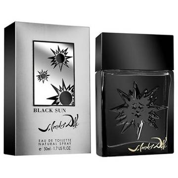 Salvador Dali Black Sun Eau De Toilette 50ml