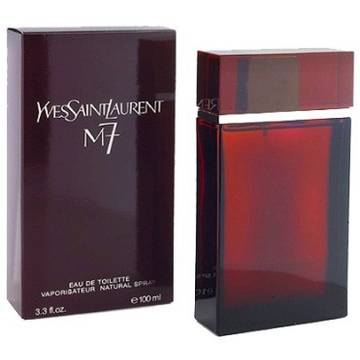 Yves Saint Laurent M7 Eau de Toilette 50ml