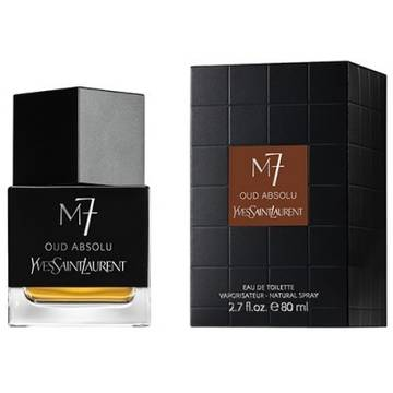 Yves Saint Laurent La Collection M7 Oud Absolu Eau de Toilette 80ml