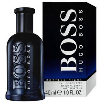Hugo Boss No.6 Bottled Night Eau de Toilette 40ml