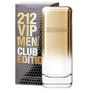 Carolina Herrera VIP Men Club Edition Eau de Toilette 100ml
