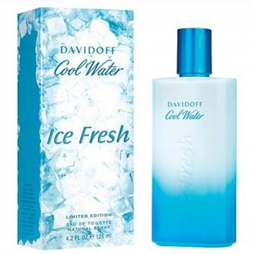 Davidoff Cool Water Ice Fresh Eau de Toilette 125ml