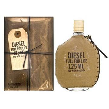 Diesel Fuel for Life Eau de Toilette 125ml