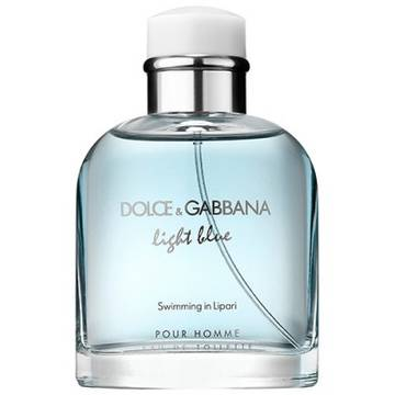 Dolce & Gabbana Light Blue Swimming in Lipari Eau de Toilette 125ml