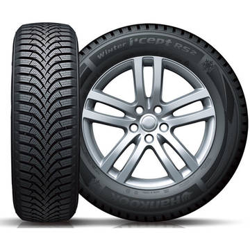 Anvelopa HANKOOK Winter I Cept RS2 W452 UN MS 3PMSF, 175/55 R15, 77T, E, C, ))71
