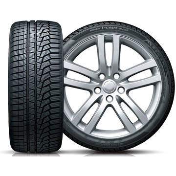 Anvelopa HANKOOK Winter I Cept Evo2 W320 XL UN MS 3PMSF, 215/55 R18, 99V, C, C, ))72