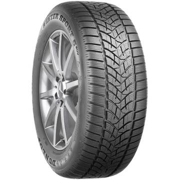 Anvelopa DUNLOP Winter Sport 5 SUV MS 3 PMSF, 235/65 R17, 104H, C, B, )) 70
