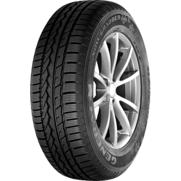 Anvelopa GENERAL TIRE Snow Grabber MS 3PMSF, 235/70 R16, 106T, F, F,  )) 71